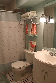 "Bathroom (Sherwin williams ""watery"""