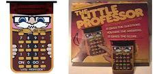 Little Professor Calculator