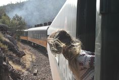 Journey on a train
