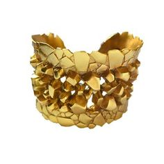 Anaick Cuff Brass, $122, now featured on Fab.