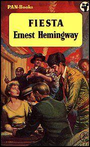 Fiesta Hemingway Pan Books 1956