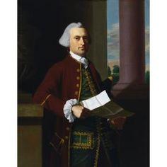 Woodbury Langdon, John Singleton Copley, 1767, Dallas Museum of Art