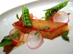 French Laundry: yukon gold potato mille feuille
