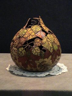 Gourd Carving Gallery