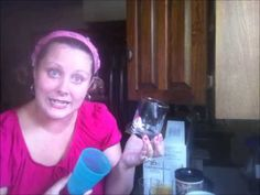 Nony Declutters Her Kitchen Cabinet and Replaces her Plastic Cups with Grown-Up Glasses