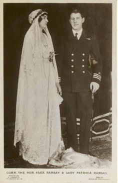 Princess Patricia of Connaught's 1919 Wedding