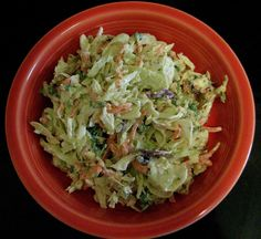 Shel's Kitchen: Blue Cheese Coleslaw