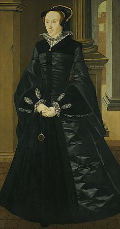 ca. 1546 Lady Probably Margaret Douglas by William Scrots (auctioned by Sotheby's) WM