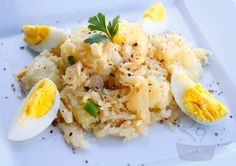 bacalhau, parti food