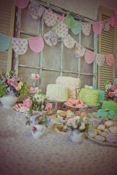 Mary Poppins tea Party..way cute