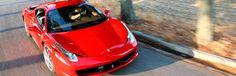Kobe's new  Ferrari 458 Italia 570 HP