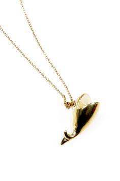 Shoptiques — Laughing Whale Necklace