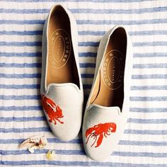 lobster loafers!