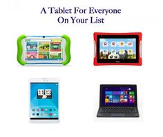 A Tablet For Everyon