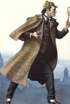 Sherlock Holmes, el detective de Conan Doyle