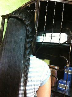 braiddd #pmtsmboro #paul #mitchell #murfreesboro #braids #braided #braid #hair #style #hairstyles #paulmitchellschools #waterfall