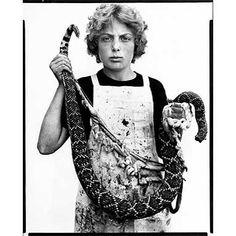 Richard Avedon - Boyd Fortin, Sweetwater, Texas, 1979