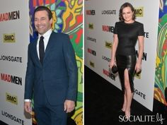'Mad Men' Kicks Off Season 7 With A Star Studded Premiere