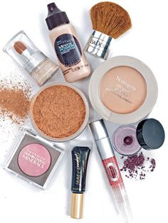 A Guide to Mineral Makeup