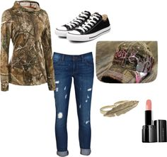 """""""Cute camo"""" by kristyparson on Polyvore"""