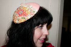 vintage style hat DIY vintage style hat, diy hat, hat diy