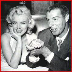 marilyn monroe joe dimaggio wedding - Google Search