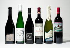The Six-Bottle Wine Cellar