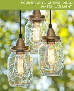 BrightNest | 2x4: Four Bright Lighting Ideas