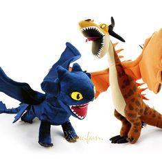 how to train your dragon plush toys walmart