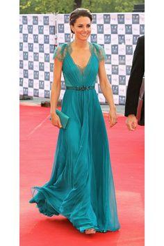 Nice dress.   kate middleton.