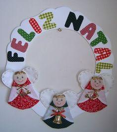 Nana: Guirlanda de Natal