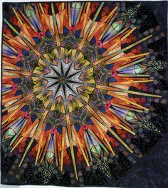 Paula Nadelstern Kaleidoscope Quilt
