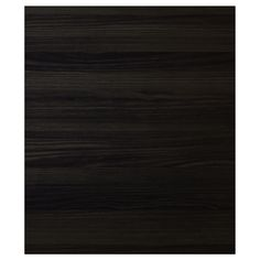 k chenfront ikea gnosj in schwarzbraun alternativ. Black Bedroom Furniture Sets. Home Design Ideas