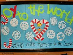 Bulletin Boards for each season/holiday