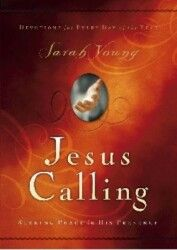 Jesus Calling Devotional! The best devotion that I have ever had