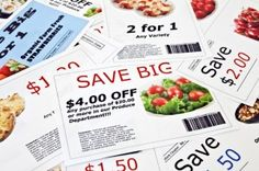New Grocery Coupons 4-1-12