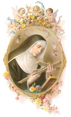 st. rita - the saint of impossible causes...