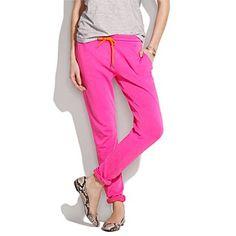 Neon Sweatpants