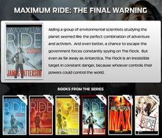 Maximum Ride Series