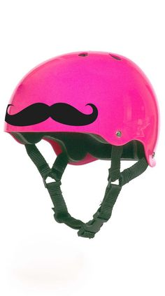 Roller Derby Moustache Vinyl Wall Sticker by BlackfinGraphics, $3.99