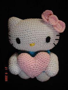 Amigurumi Hello Kitty on Pinterest Hello Kitty ...