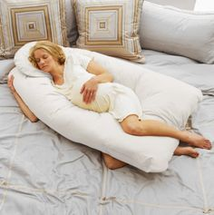 Cozy Comfort Pillow...oh I so need one of these!