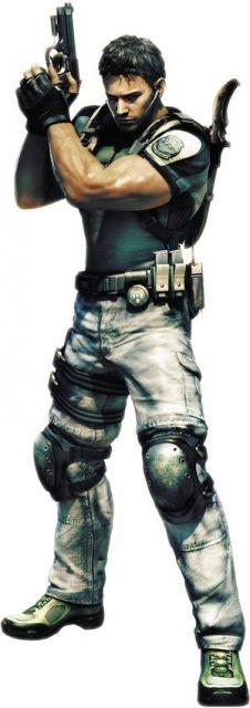Chris Redfield, Resident Evil 6