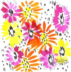 Make it sunny. #lilly5x5
