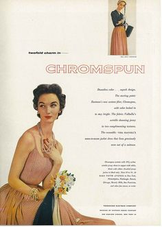 Evelyn Tripp, June Vogue 1953