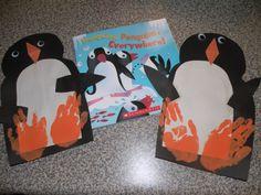 "Casa Camacho: Book Project: ""Penguins, Penguins, Everywhere!"""