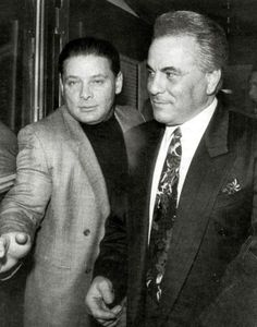 "Sammy ""The Bull"" Gravano and John Gotti"