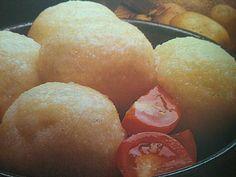 Potato Dumplings Half and Half