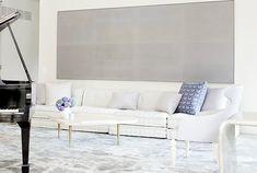 Amagansett living room - design by Windsor Smith