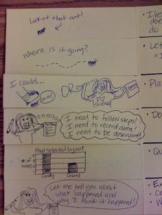 Mrs. Pallagi's Science Blog: Pictures of Scientific Method Foldable